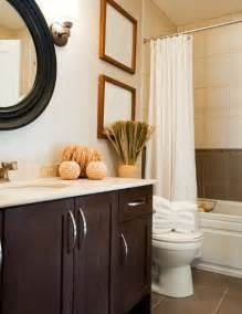 Decorating Ideas For The Bathroom by Small Bathroom Decorating For The Home Pinterest