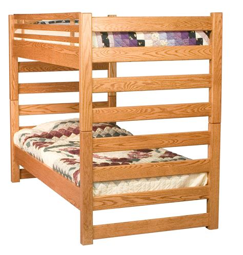 Bunk Bed Ladders Only Ladder Bunk Bed From Dutchcrafters Amish Furniture