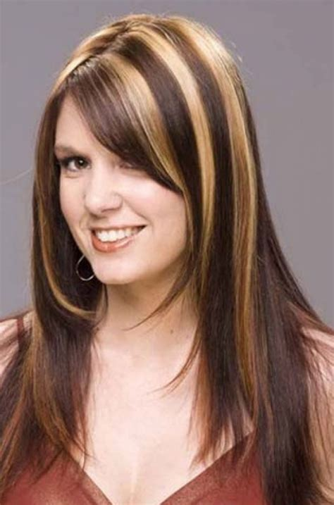 haircuts with color and highlights hairstyles color highlights hairstyles