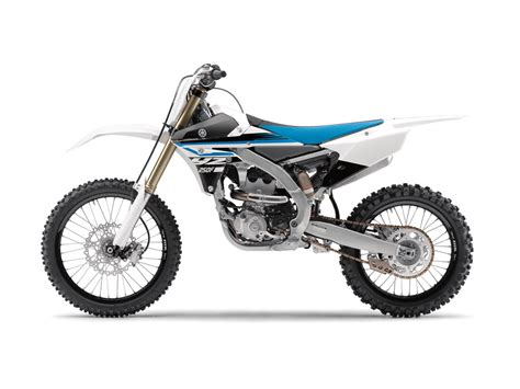 white motocross yamaha motocross bikes 2018 dirt bike magazine