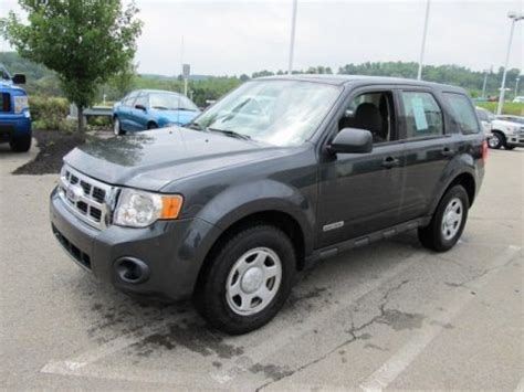 2008 ford escape specs 2008 ford escape xls data info and specs gtcarlot
