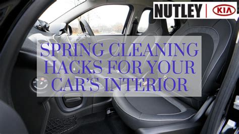 Car Interior Hacks by Car Cleaning Hacks You Need To Read About Car Tips