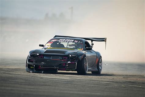 mazda rx7 drift 1993 mazda rx 7 the big bad wolf