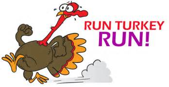 Turkey Trot Clipart turkey trot not montreal runner