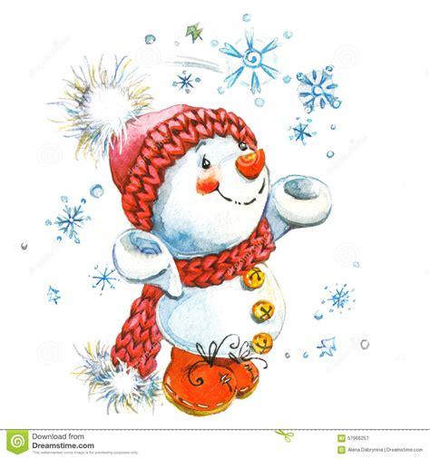 clipart anno nuovo pupazzo di neve di nuovo anno e decorazione di natale