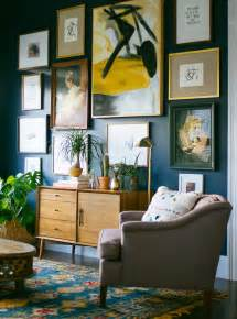Gold Credenza I Want That Wall 5 Easy Steps To Hanging Art Front Main