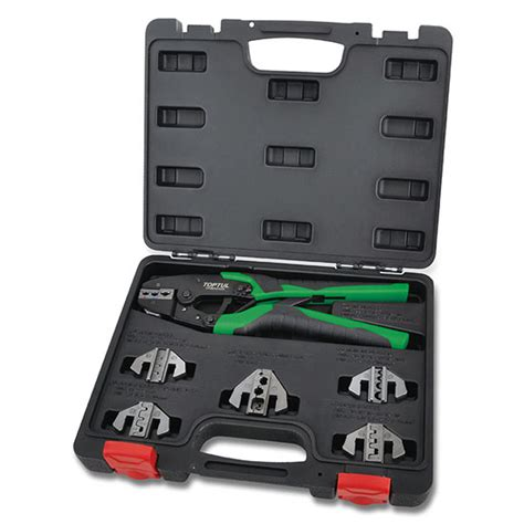 Blue Point Car Hammer Set 7pcs Bpbhs7 7pcs interchangeable ratchet crimping tool kit