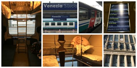 To Venice Sleeper by To Venice By With No Luggage
