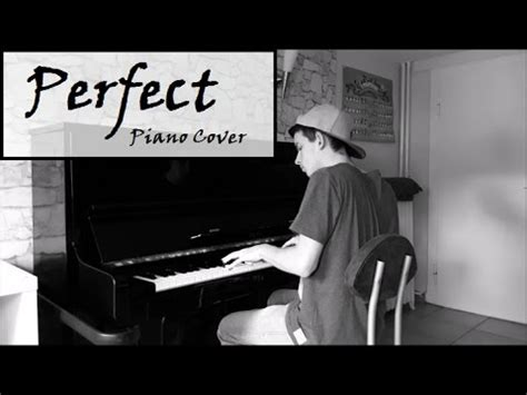 ed sheeran perfect piano cover perfect ed sheeran piano cover dominik youtube