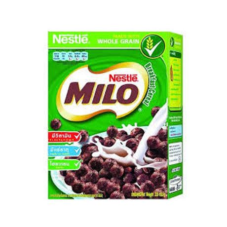 milo cereal bijiran gandum nestle milo cereal reviews