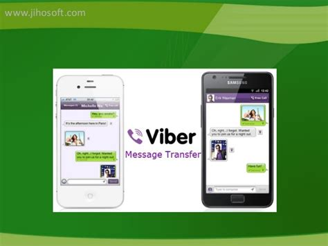 chat between android and iphone how to transfer viber messages between android and iphone