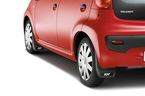 peugeot 107 1 4 hdi for peugeot 107 mud flaps fits all 107 models 1 0 1 4 hdi