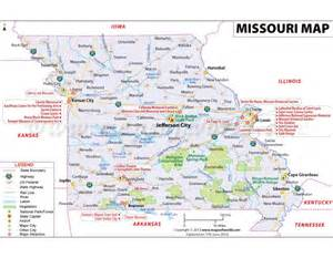 missouri map data 2015 buy map of missouri store mapsofworld