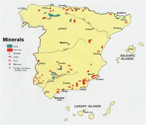 espana map nationmaster maps of spain 36 in total