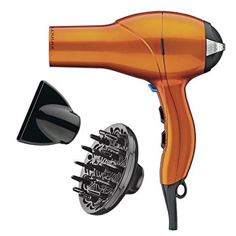 Hair Dryer Glowing Orange Inside infiniti pro by conair 1875 watt salon performance ac motor import it all