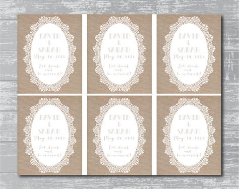 wedding wine bottle labels template wine labels for weddings templates images