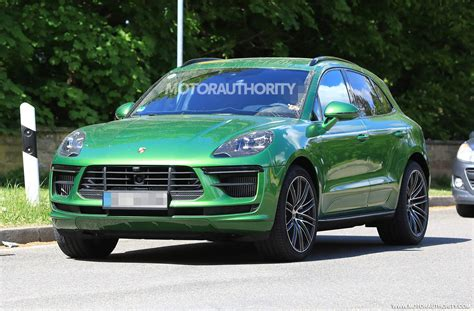 2019 Porsche Macan Turbo by 2019 Porsche Macan And