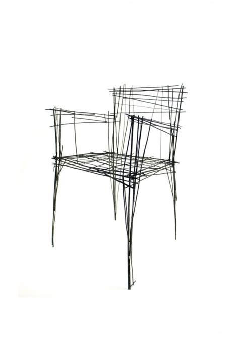 Chair Drawings by Drawing Furniture Series Korean Designer Jinil Park S