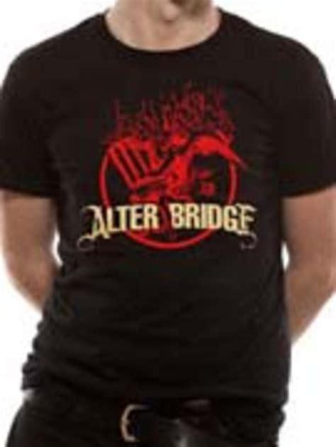 Alter Bridge 12 T Shirt Size L alter bridge iii t shirt buy alter bridge iii t shirt at the kerrang store uk alter