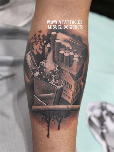 cigarette tattoo los cigarrillos marlboro pertenecen al grupo de philip