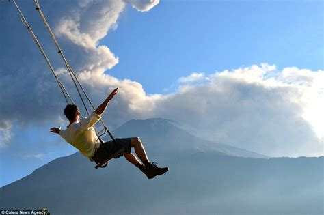 the swing at the end of the world the swing at the end of the world let s adventure seekers