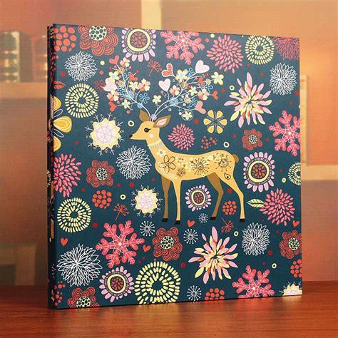 10 inch handmade sticky type diy baby photo album