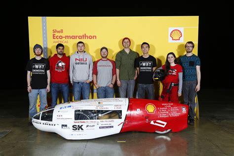 Niu Search Will Niu Shell Eco Marathon Engineers Exchange Cars With Leno