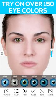 colored contacts simulator eye color studio apps on play