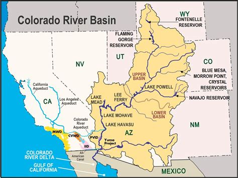 map of colorado river in texas water wars colorado locks supply promising quot not a drop more quot to california