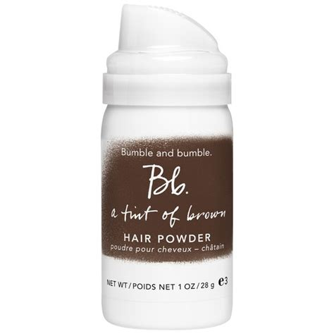 Bumble And Bumble Hair Powder by Bumble And Bumble Brown Hair Powder 29g Free Shipping
