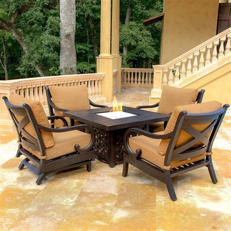 firepit set pit seating sets pit design ideas