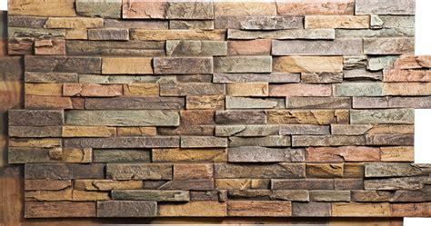 stacked stone tile panels tile design ideas