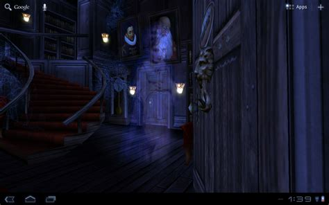 haunted house videos haunted house hd live wallpaper just in time for halloween video android community