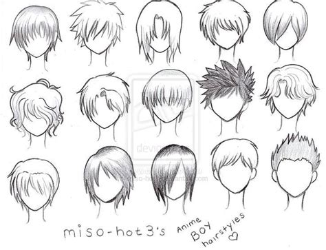 how to draw spiky anime hair how to draw spiky boy hair www pixshark com images