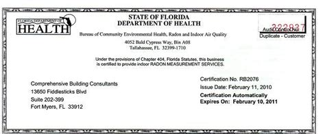 business license template st joseph hospital florida business license