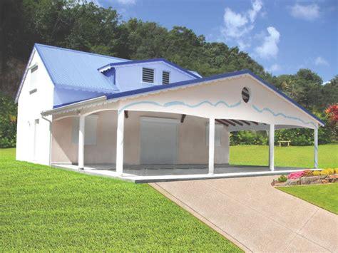 Maison En Bois Guadeloupe 4683 by Construire Maison Guadeloupe