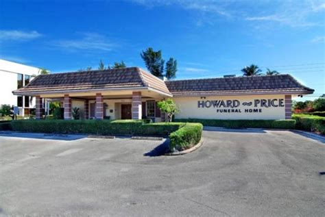 howard price funeral home palm fl funeral