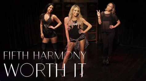 tutorial dance worth it fifth harmony worth it dance tutorial doovi