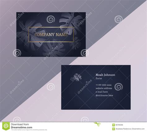 publisher business card templates how to make a