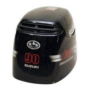 90 Hp Suzuki Outboard Suzuki 61400 90800 0ep Black 90 Hp 4 Efi Outboard Boat