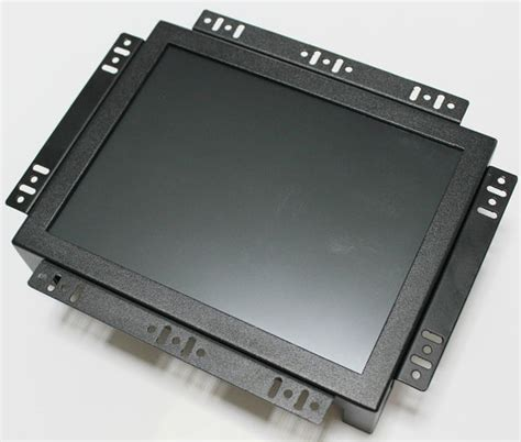 22 Open Frame Lcd Monitor by 8 Inch 4 3 Screen Ratio Open Frame Touch Screen Vga Lcd
