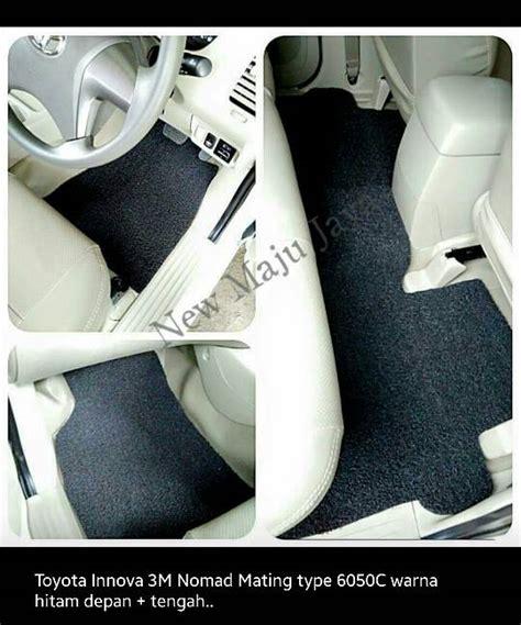 Karpet Lantai Mobil Innova jual karpet mobil 3m new innova reborn 2016 3 baris bagasi maju jaya kemayoran