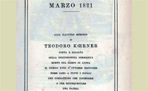 manzoni 5 maggio testo marzo 1821 analisi dell ode di alessandro manzoni
