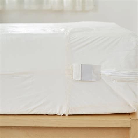 mattress encasement for bed bugs bargoose zippered vinyl bed bug proof full mattress encasement