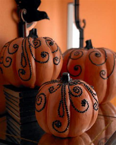 30 creative ways to decorate a pumpkin with ribbon