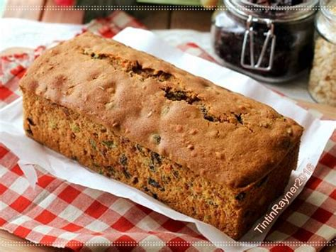 Rich Delicious by Resep Fruit Cake Classic Rich Delicious