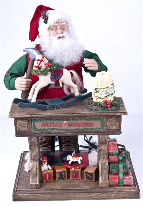 holiday creations santa doll for sale creations santa for sale collectibles everywhere