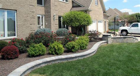 Entranceway Landscaping Ideas Home Entrance Landscaping Front Entrance Design And