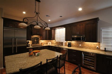 pictures of remodeled kitchens remodeled kitchens by cook remodeling transitional