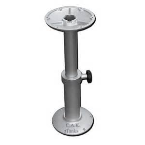 telescopic island table pole marine